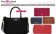 Pink Orchard ECommerce Website