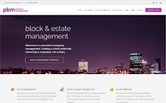 PBM Wordpress Website