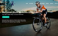 Video Airwaves Wordpress Website